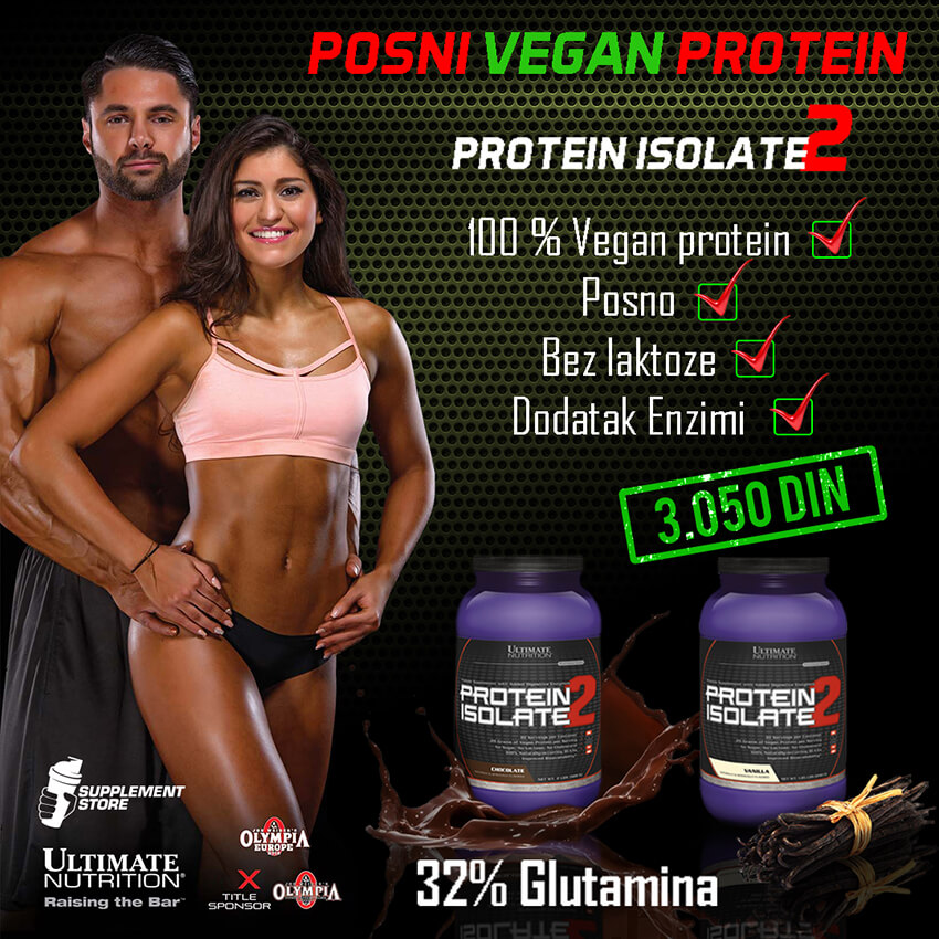 protein isolate 2 ultimate nutrition